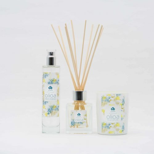 bougie parfumée olioa