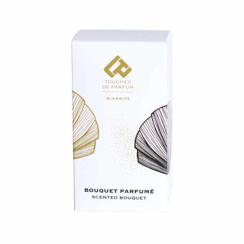 Boite bouquet parfumé Touches de Parfum