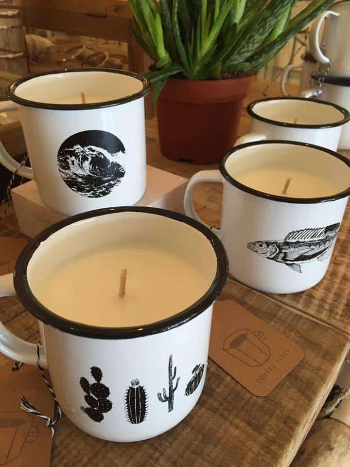 Touches de parfum x Coffee paper